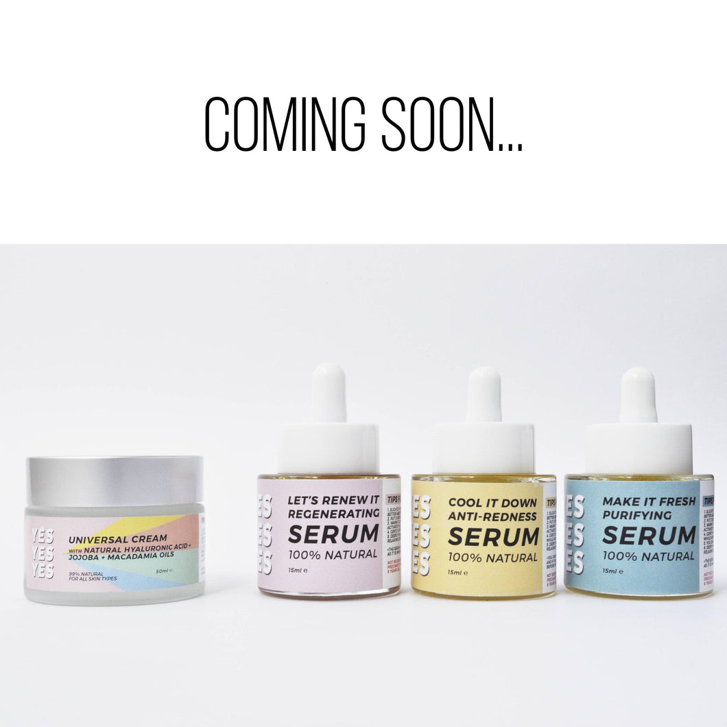 Pack YYY: 1 Cream + 3 Serums