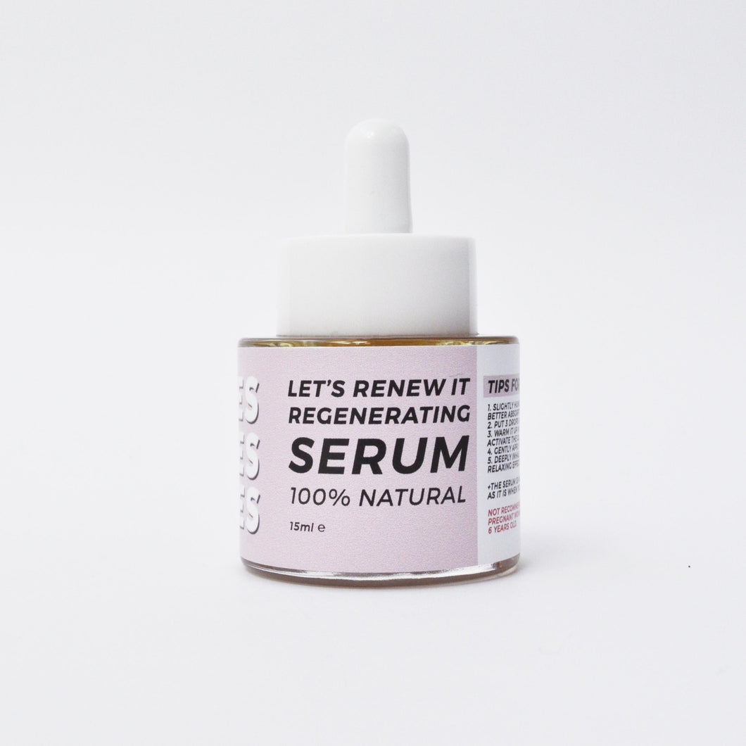 Let's renew it - Regenerating - 15ml