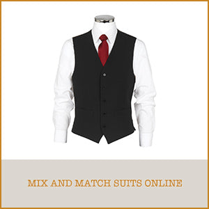 Mix and match suits online