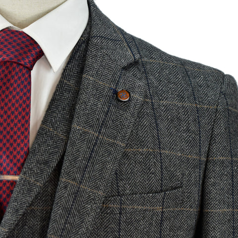 Grey Tweed