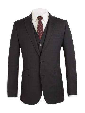 Charcoal Suit (SS17128)