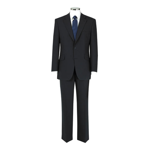 Navy Plain jacket ss10121j2