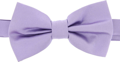 Light Lilac Bow Tie