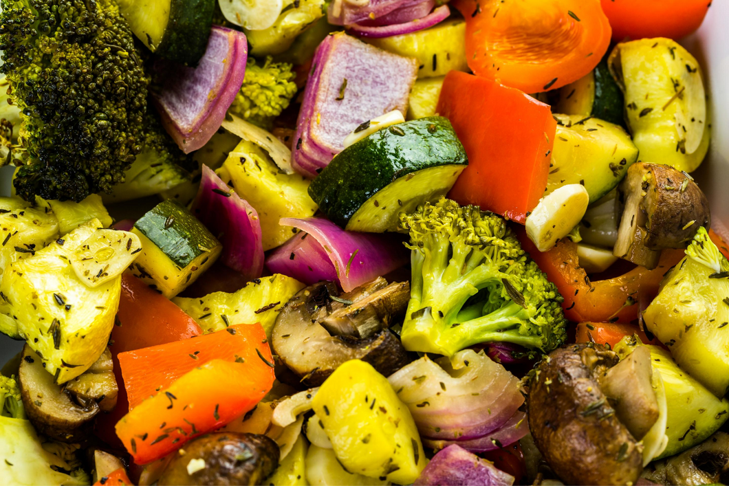Roasted Vegetables - Fresh