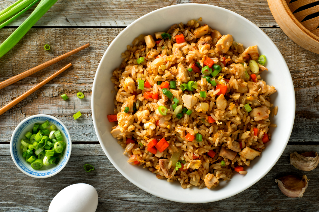 Chicken Fried Rice - Fresh