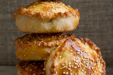 Load image into Gallery viewer, Homemade Chicken & Mushroom Pies 6pk