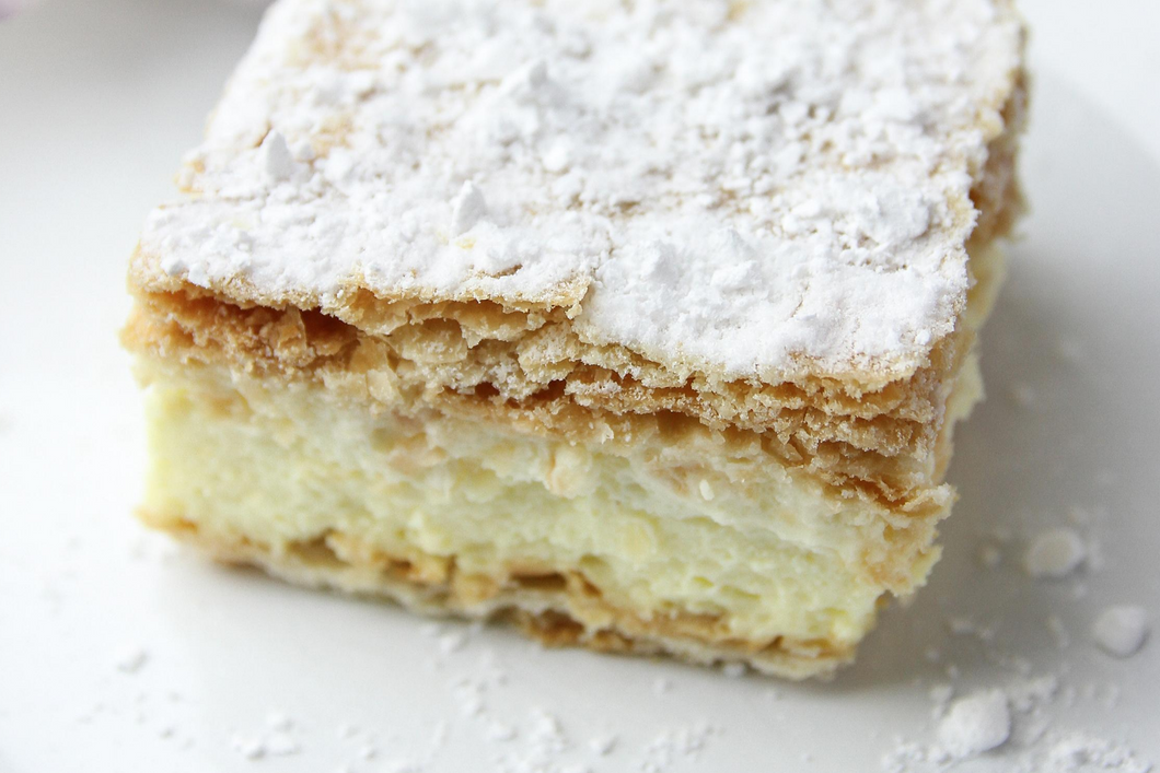 Homemade Vanilla Slice