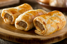 Load image into Gallery viewer, Homemade Sausage Rolls