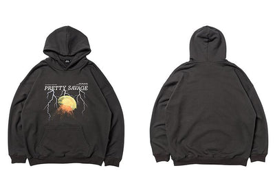 Savage Graphic Hoody