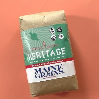 Heritage Red Fife Wheat Flour