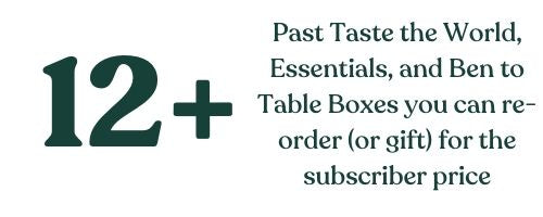 Order past boxes