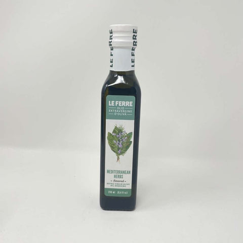EVOO with Herbs Le Ferre