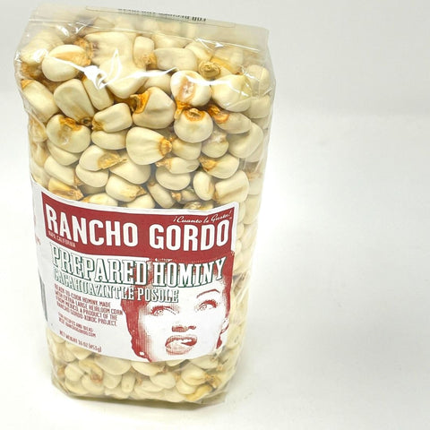 Rancho Gordo Prepared Hominy