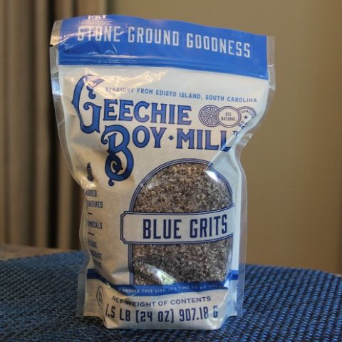 Sea Island Blue Grits