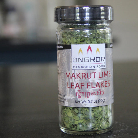 Makrut Lime Flakes