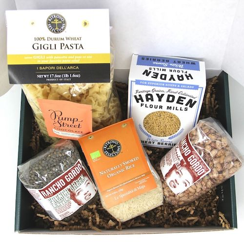 October essentials for gourmet pantry service