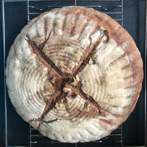 Poilane sourdough