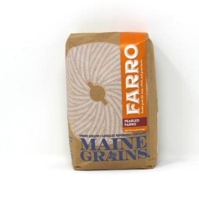 Maine Grains Farro