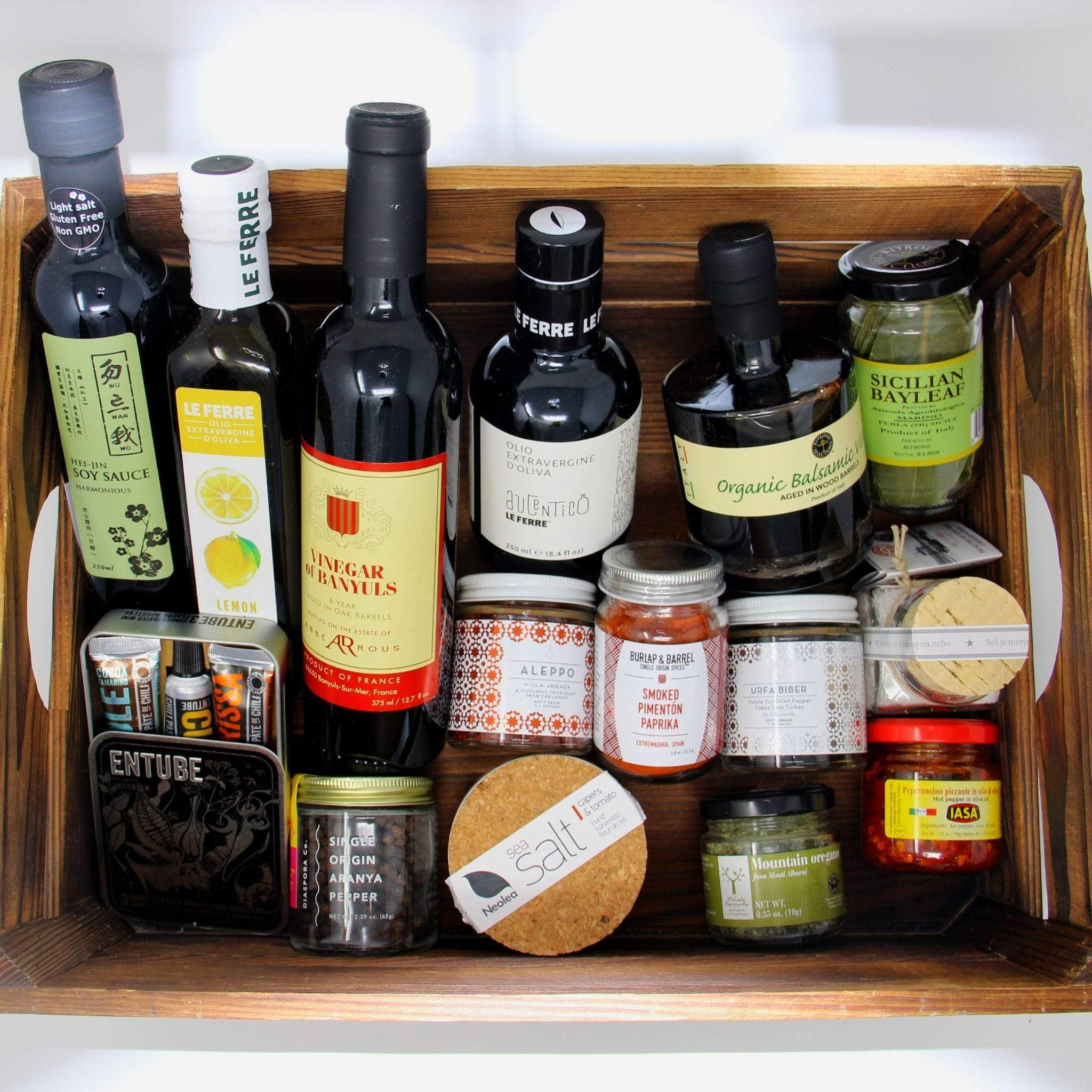 Ben To Table One-time box Gourmet Pantry Jumpstart