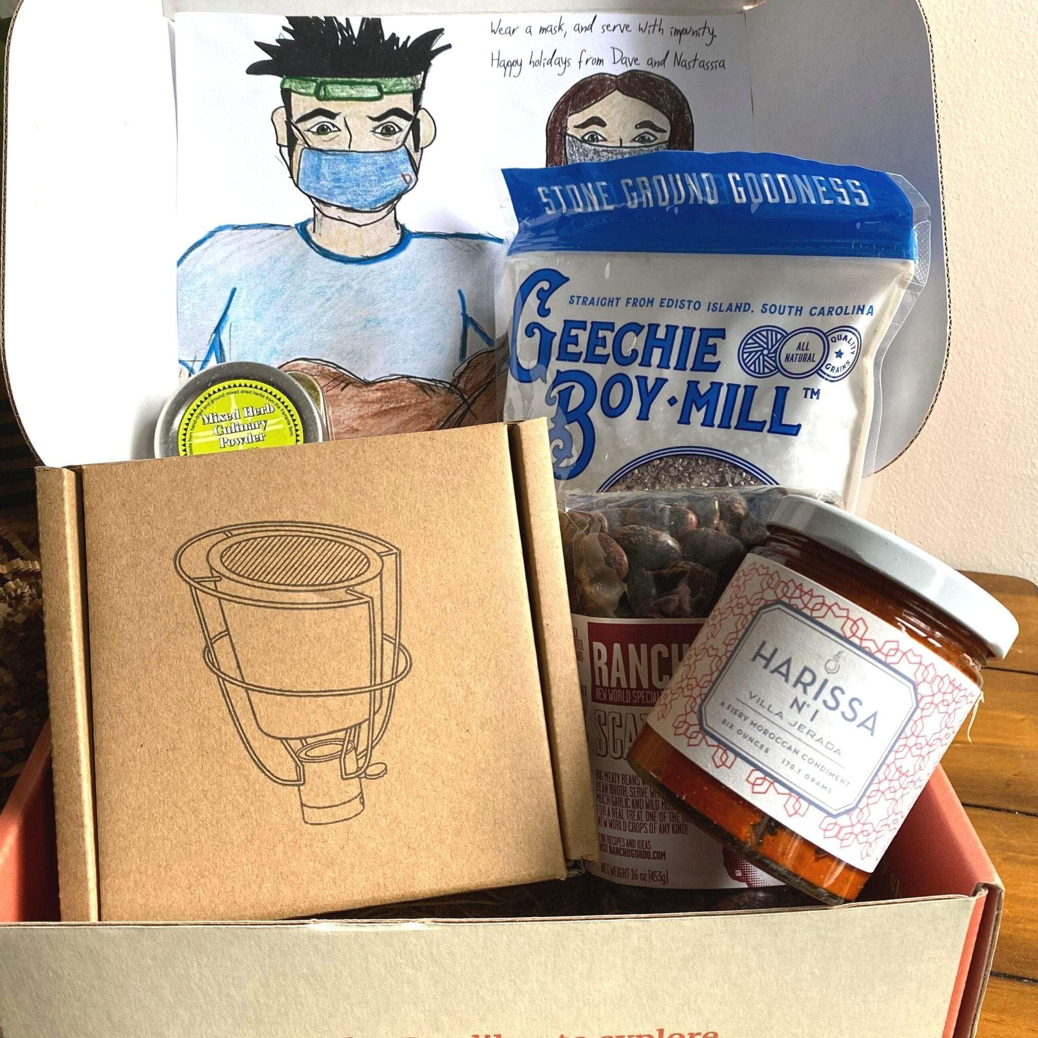 Ben To Table One-time box Searzall & Goodies Holiday Bundle