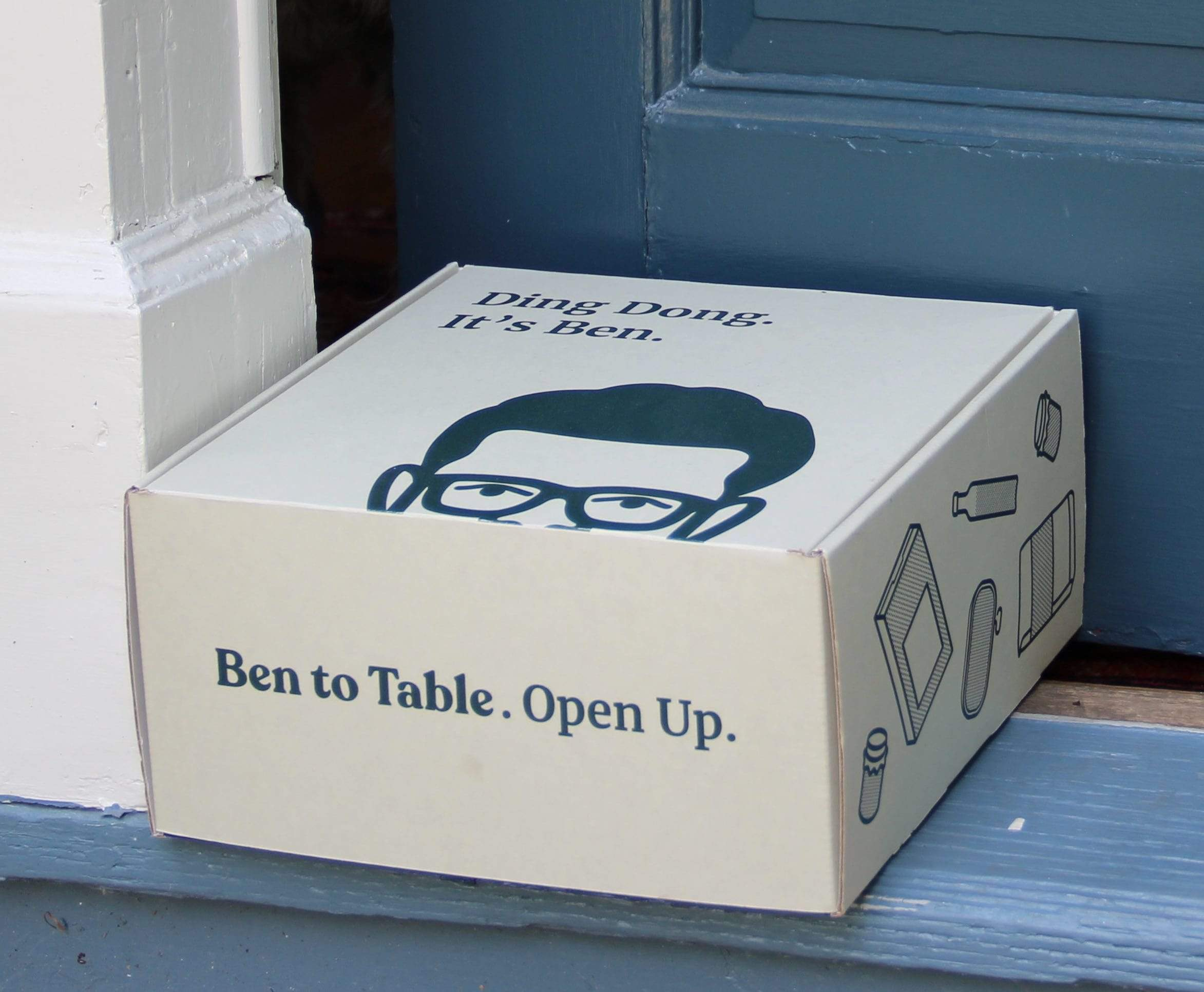 Ben to Table Special offer Warehouse Clearout Box: Amazing deals on gourmet pantry items!