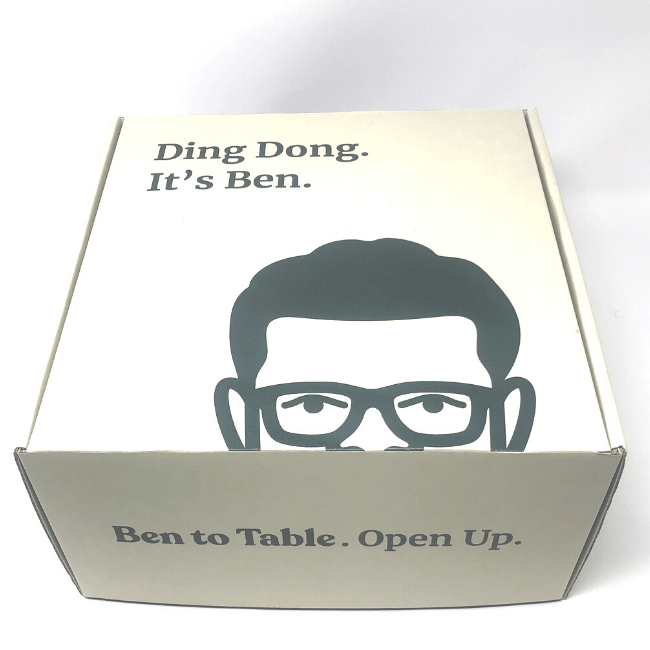 Ben To Table Subsctiption box Ben to Table Box