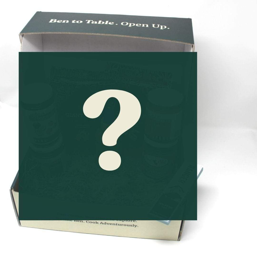 Ben to Table Subsctiption box Mystery Box: Essentials, Taste the World, or Ben to Table