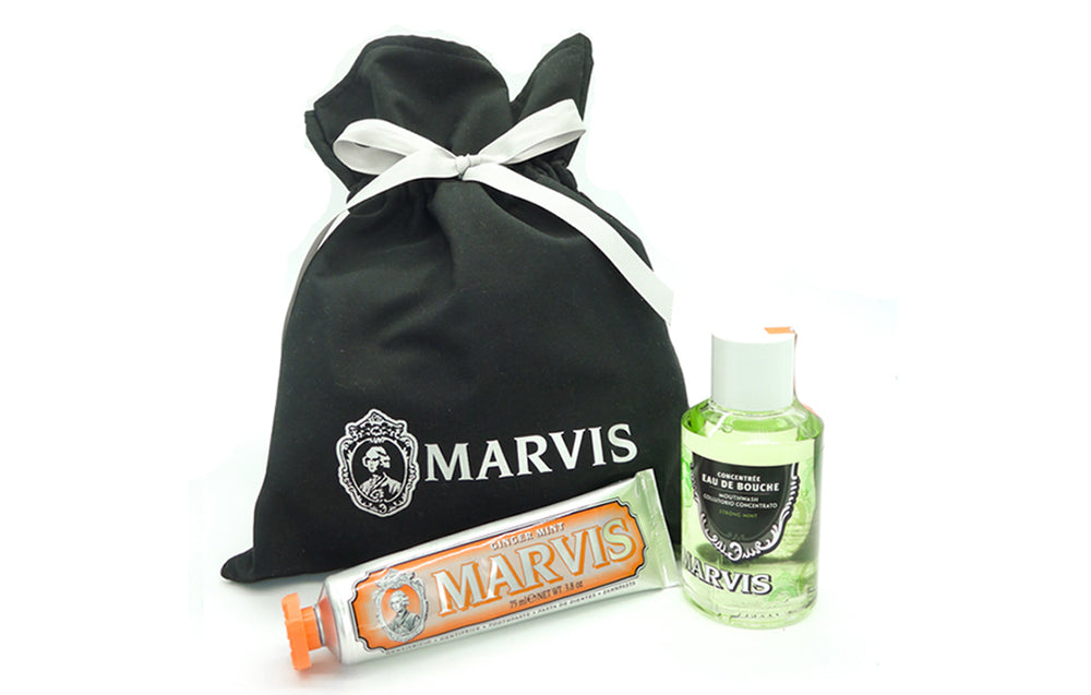 【Limited!】リボンバッグ ギフトセット - MARVIS
