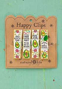 Avocado Happy Clips