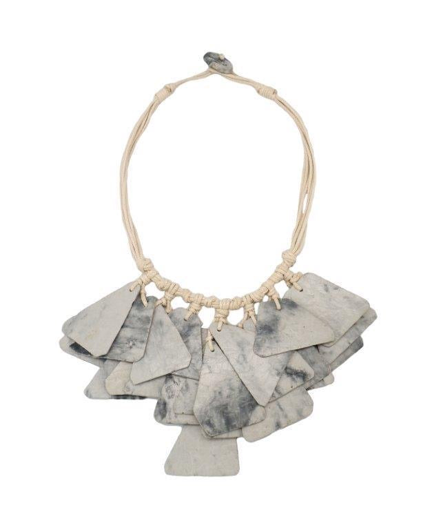 Jawhar Paper Necklace