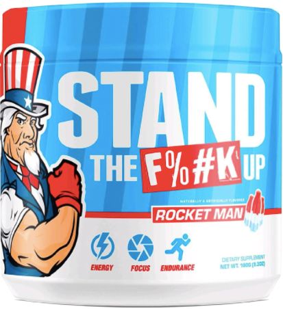 Stand the F*** Up