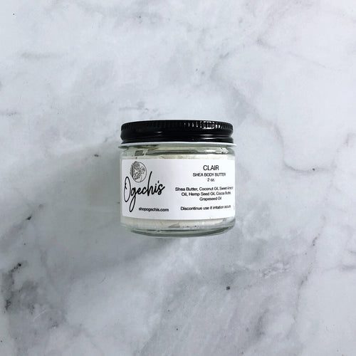 Clair Shea Body Butter 2 oz.