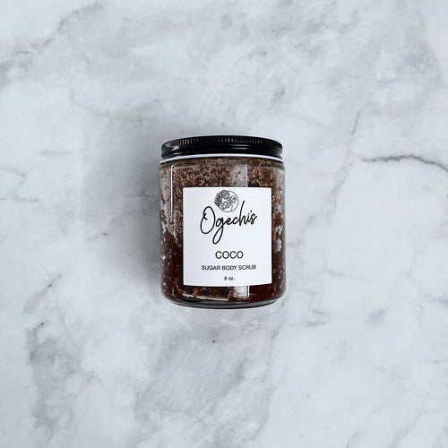 Coco Sugar Body Scrub 8 oz.