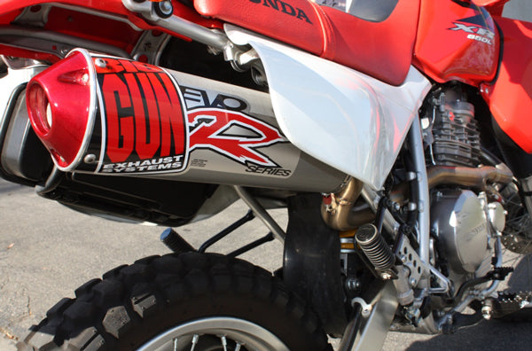 EVO R Head Pipe - Honda XR 650L (93-20)