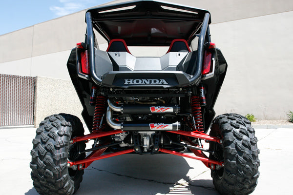 EVO U Dual Slip On - Honda Talon 1000R / 1000X (19-20)