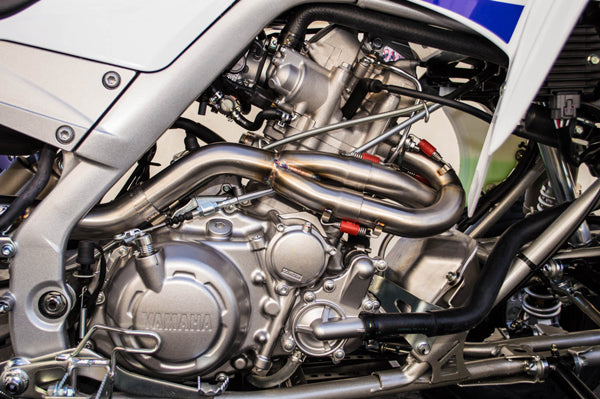 EVO R Head Pipe - Yamaha Raptor 700 (06-14)