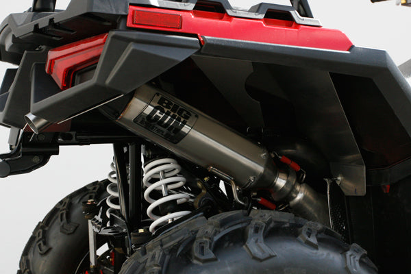 EXO Stainless Full System - Polaris Sportsman 850 / SP (17-20)