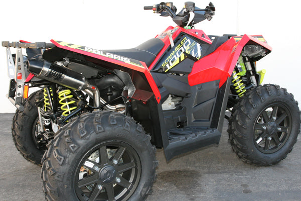EXO Stainless Dual Full System - Polaris Scrambler XP 1000 (14-19)