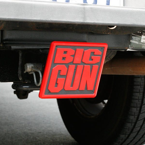 Gear - Big Gun Logo Trailer Hitch Cover