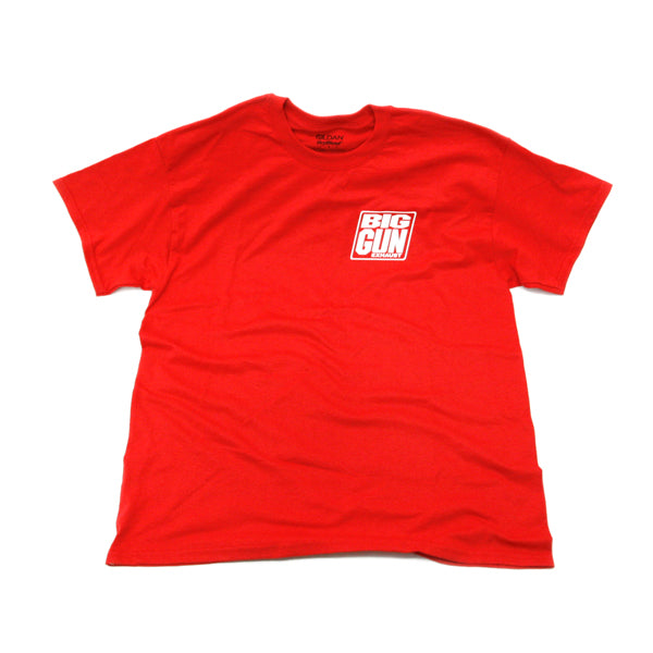 Gear - Chest Logo T-Shirt - Red