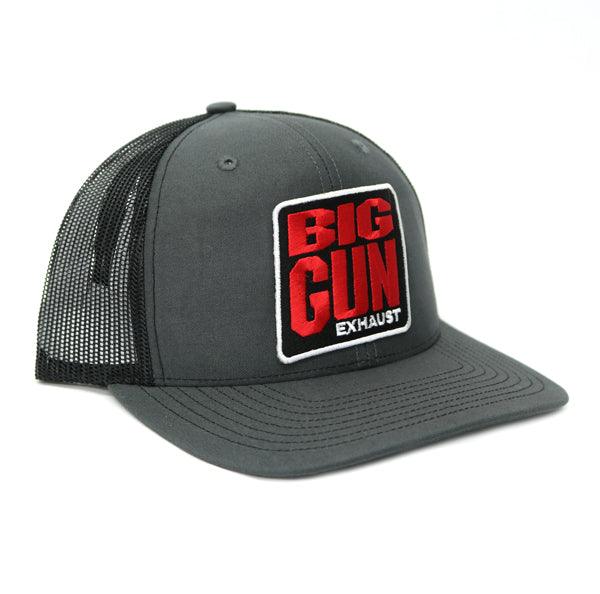 Gear - Grey Snapback Logo Hat
