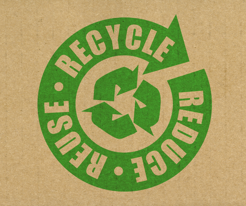 RETURN AND REUSE RECYCLE SUSTAINABLE SKINCARE BRAND
