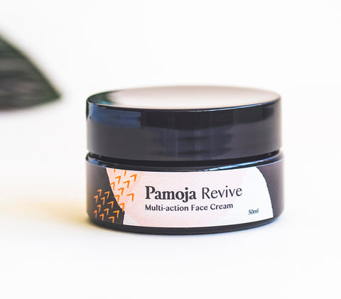 how to simplify simple skincare routine healthy glowing skin revive multi action face cream hydrating skincare vegan cruelty free hyaluronic acid