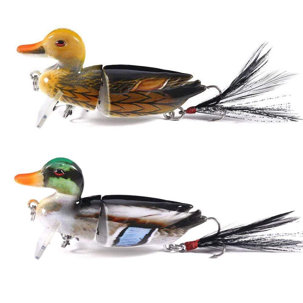 Otterk Multi-Jointed Realistic Duck Lures