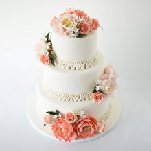 Load image into Gallery viewer, Radiant Roses Cake