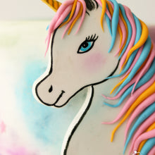 Load image into Gallery viewer, Unicorn Dreams Cake