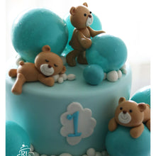 Load image into Gallery viewer, Teddy Bliss Cake