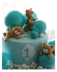 Teddy Bliss Cake