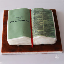Load image into Gallery viewer, Bible Cake