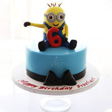 Load image into Gallery viewer, Minions Cake